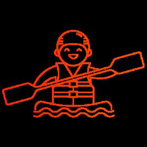 Tom Rafting : AMBIANCE garantie !